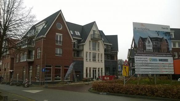 Oplevering Ermelo 2