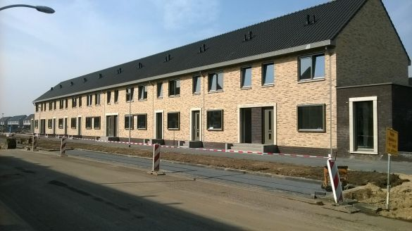 Oplevering Breecamp